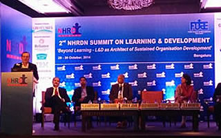 SYNNECTA in Indien: Eingeladen auf dem 2nd National Summit on Learning & Development