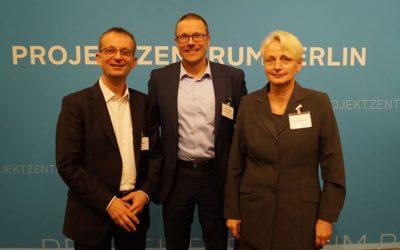 »Welt im Aufbruch« – Booklaunch bei der Mercator Stiftung Berlin