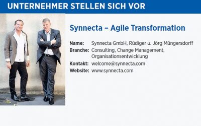 SYNNECTA – Agile Transformation