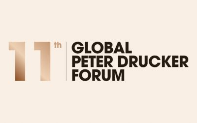 11th Peter Drucker Forum (GPDF19) – The Power of Ecosystems