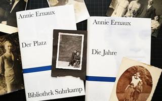 Annie Ernaux: Der Platz/Die Jahre