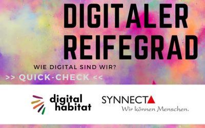 Der digitale Reifegrad: Wie digitalisiert ist meine Organisation?